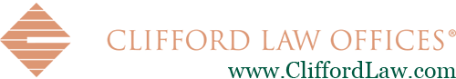 clifford_law_offices_contact_logo